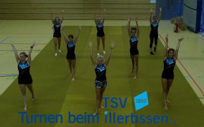 Imagefilm für die Turnabteilung des TSV Illertissen