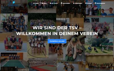 Neue Internetpräsenz für den TSV Illertissen
